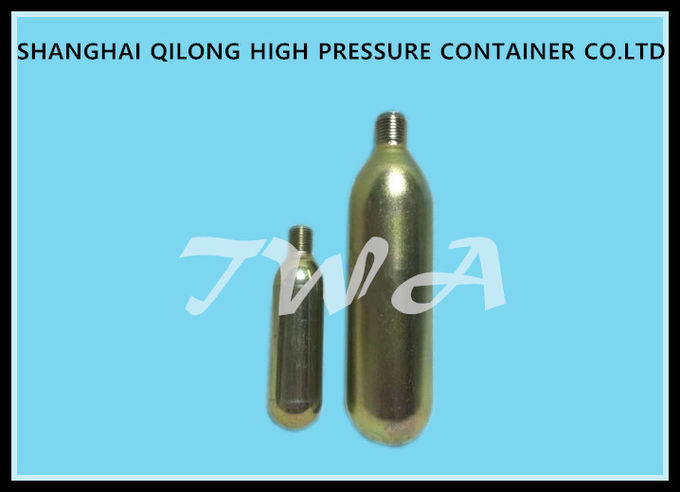 Emergency Aerophores Disposable Welding Gas Cylinders D30-38 38g