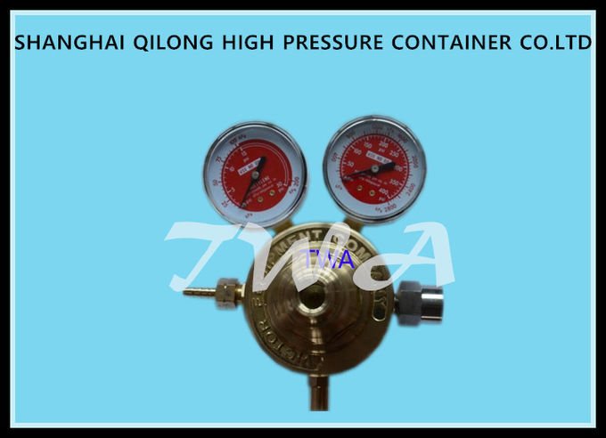 3Mpa Ammonia Gas Regulator  Industrial Gas Regulator For Safety Gas Cylinder